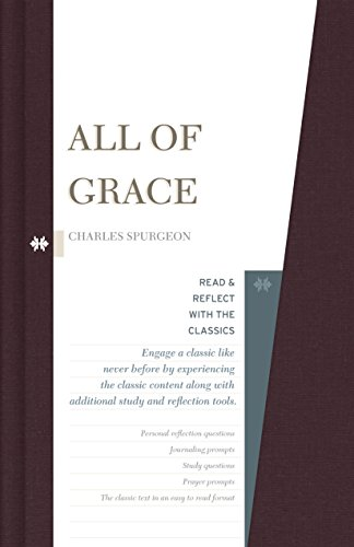 9781462747665: All of Grace (Read and Reflect with the Classics)