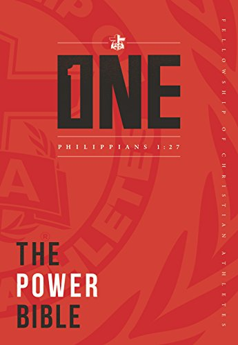 Power Bible: One Edition (FCA): Holman Bible Staff