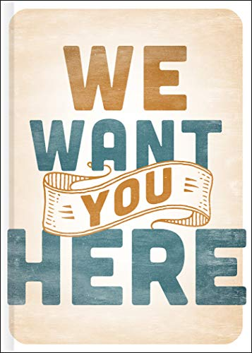 9781462780891: We Want You Here