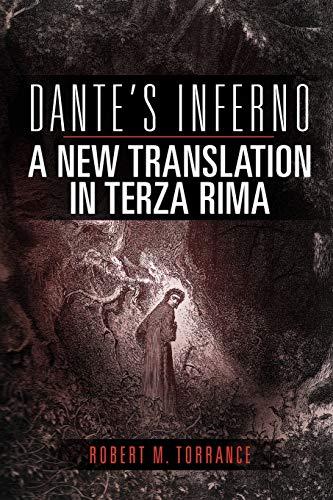 9781462845170: Dante's Inferno, A New Translation in Terza Rima (Multilingual Edition)