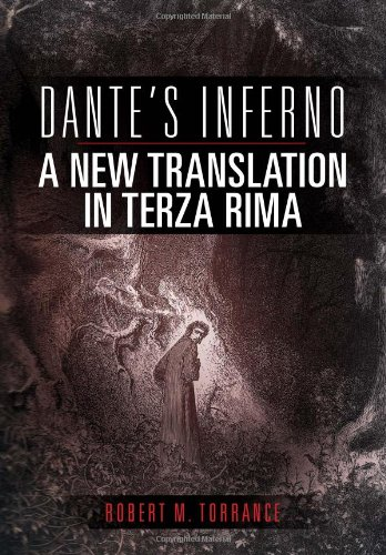 9781462845187: Dante's Inferno, A New Translation in Terza Rima (Multilingual Edition)