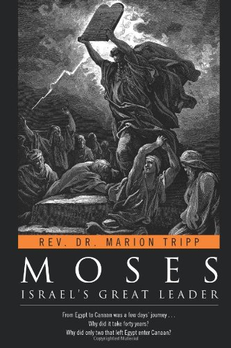 9781462863853: Moses: Israel's Great Leader