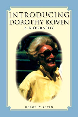 9781462865338: Introducing Dorothy Koven