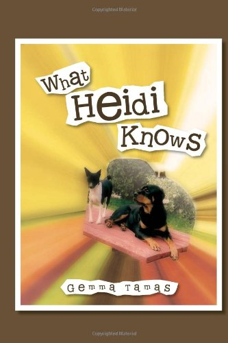 What Heidi Knows: Gemma Tamas