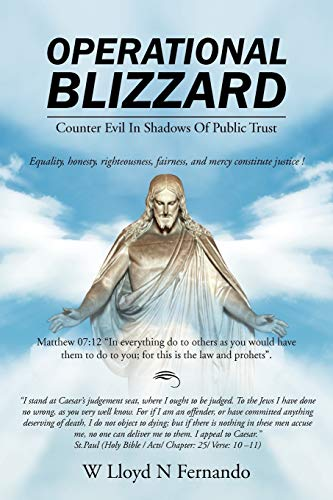 9781462882458: Operational Blizzard