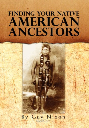 9781462891542: Finding Your Native American Ancestors