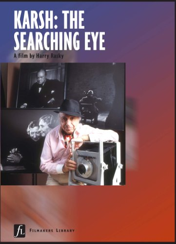9781463105266: Karsh: The Searching Eye - Educational Version with PPR