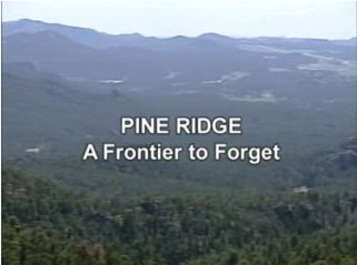 9781463107772: Pine Ridge, USA: A Frontier of the Forgotten - Educational Version with Public Performance Rights