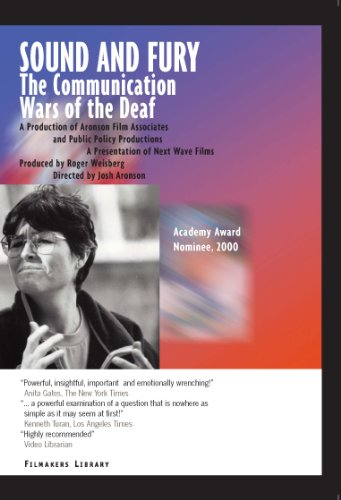 9781463109295: Sound and Fury: The Communication Wars of the Deaf - Educational Version with PPR
