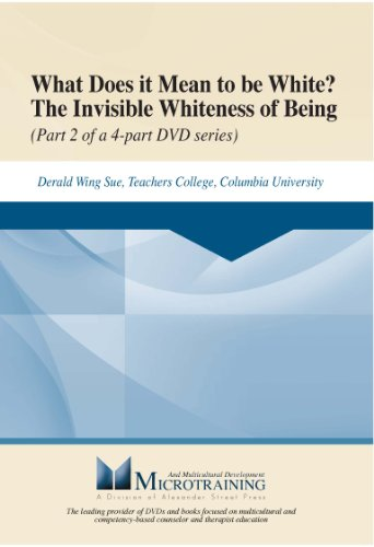 9781463112974: What Does It Mean to Be White? The Invisible Whiteness of Being - Educational Version with PPR