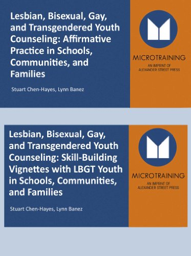 9781463117429: Lesbian, Bisexual, Gay & Transgendered Youth Counseling Set - Educational Version with Public Performance Rights