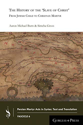 The History of the 'Slave of Christ': Butts, Aaron Michael