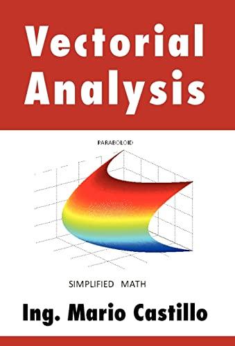 Vectorial Analysis: Ing. Mario Castillo