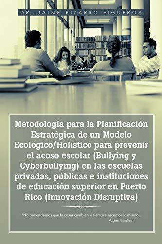 Metodologia Para La Planificacion Estrategica de Un: Jaime Pizarro Figueroa,