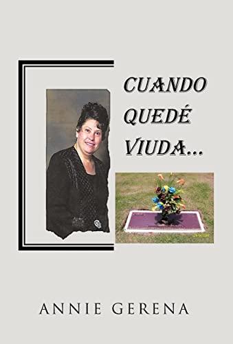 9781463349479: Cuando Qued Viuda... (Spanish Edition)