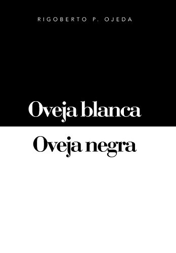 9781463360870: Oveja Blanca/Oveja Negra