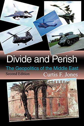 Divide and Perish: Second Edition: Curtis F. Jones