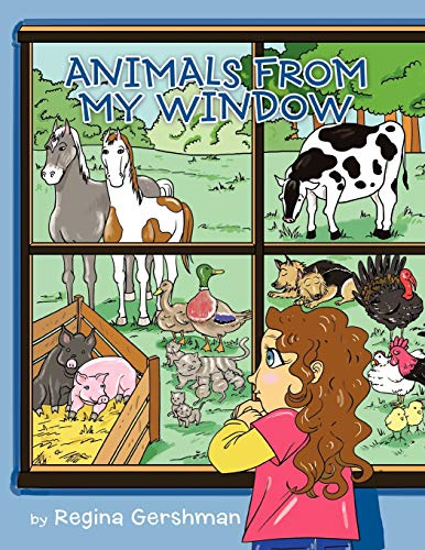 9781463420949: Animals From My Window