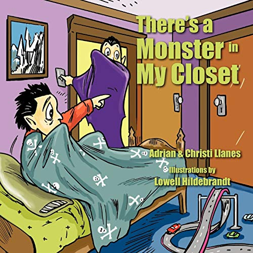 There s a Monster in My Closet: Adrian Llanes, Christi