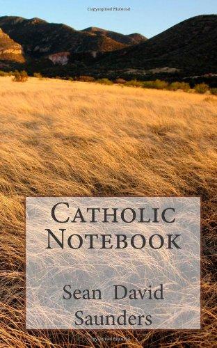 9781463510541: Catholic Notebook