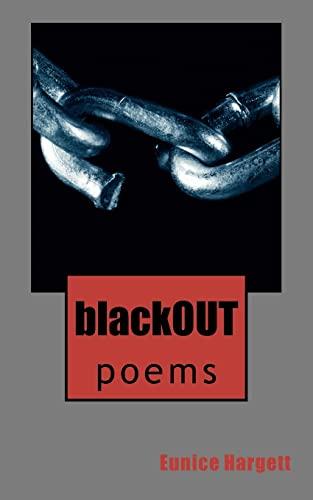 9781463515140: blackOUT: Poems