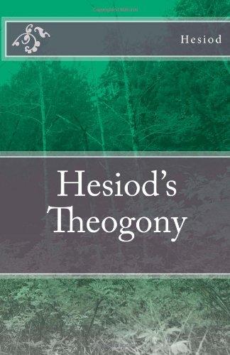 9781463521653: Hesiod's Theogony