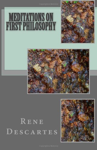 9781463530259: Meditations on First Philosophy