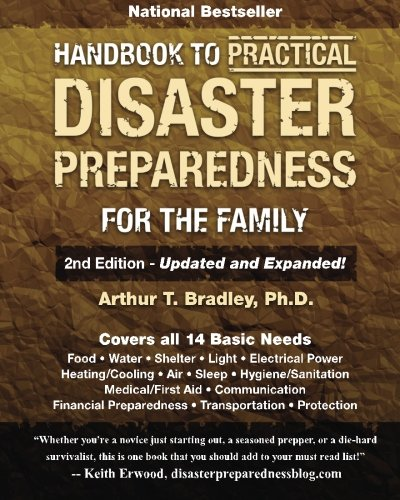 9781463531102: Handbook to Practical Disaster Preparedness for the Family, 2nd Edition