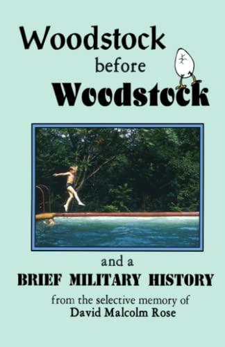 9781463541286: Woodstock Before Woodstock