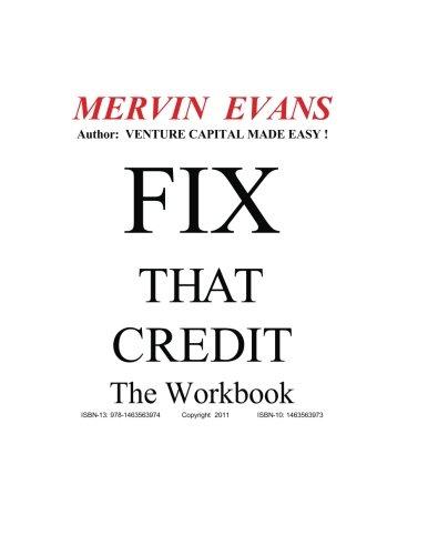 9781463563974: Fix That Credit - The Workbook