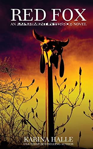 Red Fox: An Experiment in Terror Novel: Halle, Karina