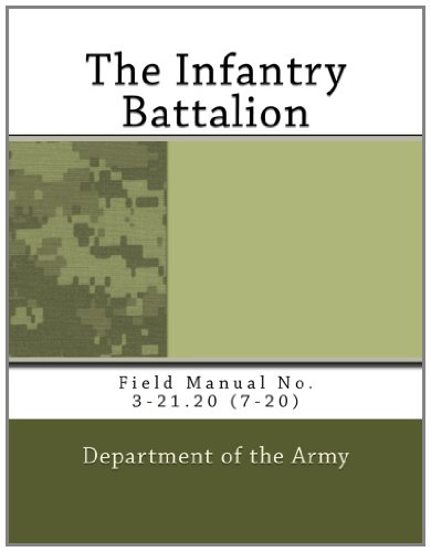 9781463607432: The Infantry Battalion: Field Manual No. 3-21.20 (7-20)