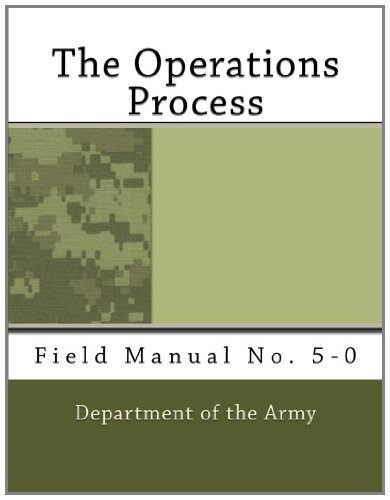 9781463613198: The Operations Process: Field Manual No. 5-0