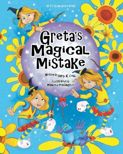Greta's Magical Mistake: Cobb, Daryl K