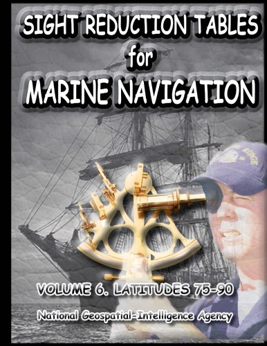 Sight Reduction Tables for Marine Navigation Volume: Nga