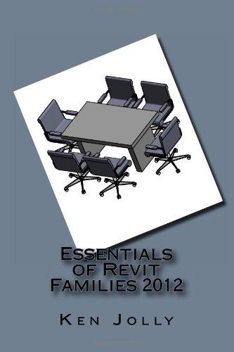 Essentials of Revit Families 2012: Ken Jolly