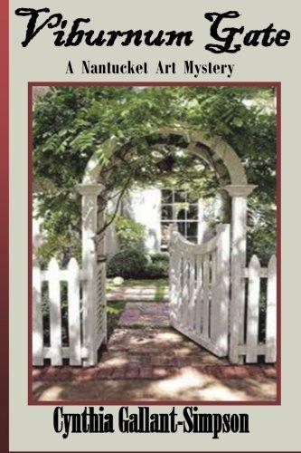 9781463650346: Viburnum Gate: A Nantucket Art Mystery/Romance