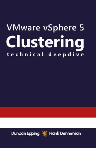 9781463658137: VMware vSphere 5 Clustering Technical Deepdive: Volume 2