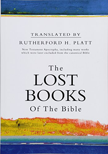 9781463682316: The Lost Books of the Bible