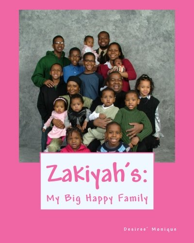 9781463684617: Zakiyah's: My Big Happy Family