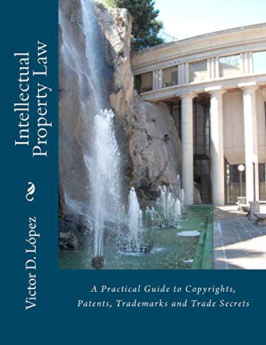 9781463688615: Intellectual Property Law: A Practical Guide to Copyrights, Patents, Trademarks and Trade Secrets