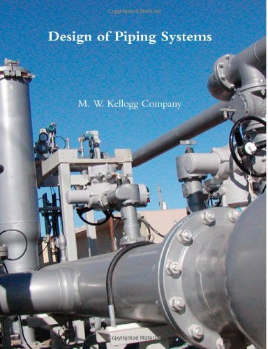 9781463694654: Design of Piping Systems