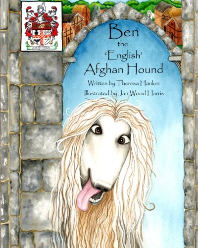 9781463716660: Ben the English Afghan Hound