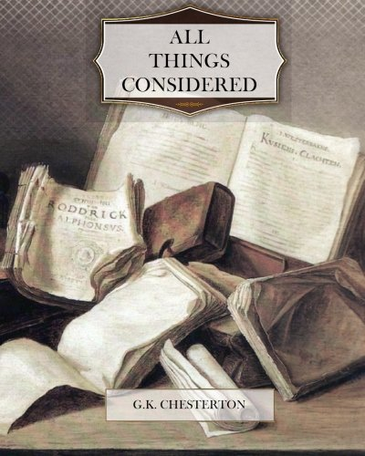 9781463726713: All Things Considered