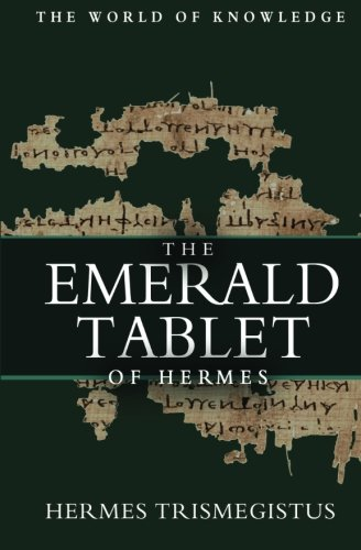 9781463727444: The Emerald Tablet Of Hermes