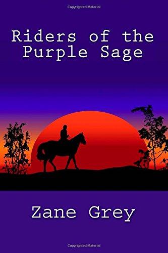 9781463728502: Riders of the Purple Sage