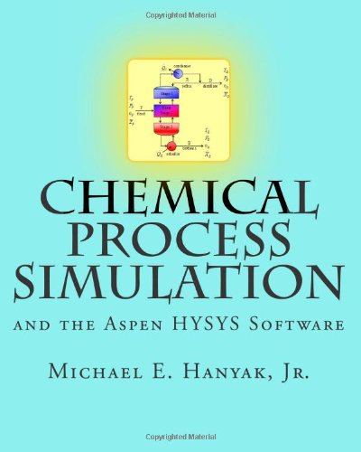 9781463737214: Chemical Process Simulation and the Aspen HYSYS Software