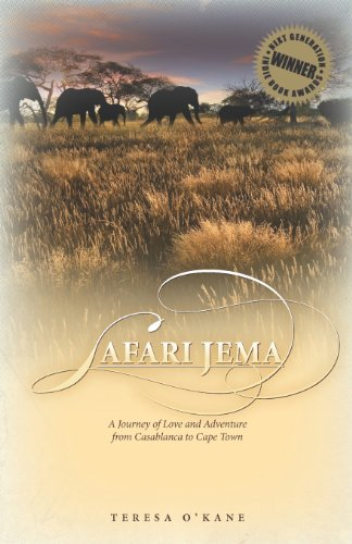 Safari Jema: A Journey of Love and: OKane, Teresa