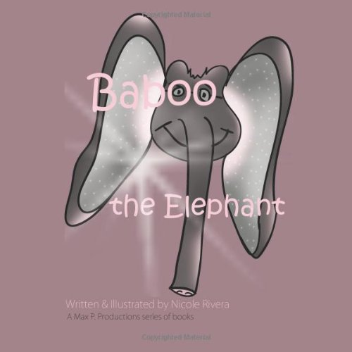 9781463763572: Baboo, the Elephant