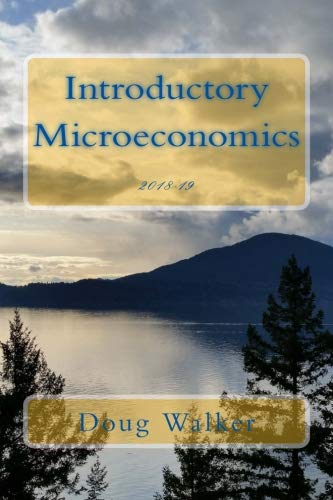 Introductory Microeconomics: Doug Walker